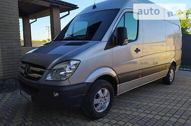 Mercedes-Benz Sprinter 319 груз. 2013 в Умани