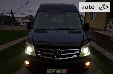 Mercedes-Benz Sprinter 319 груз. 2018 в Черновцах