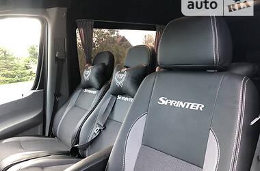 Легковой фургон (до 1,5 т) Mercedes-Benz Sprinter 319 пасс. 2018 в Долине
