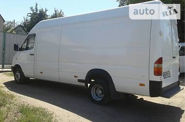 Mercedes-Benz Sprinter 412 груз. 1999 в Лисичанске