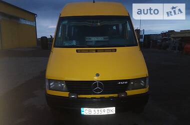 Mercedes-Benz Sprinter 412 пасс. 2000 в Чернигове