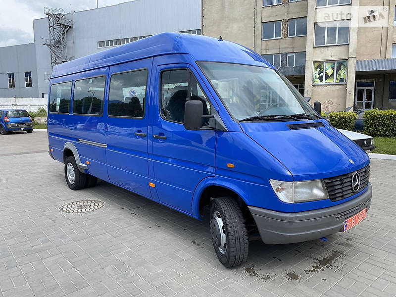 Mercedes-Benz Sprinter 412 пасс. 2000 в Луцке