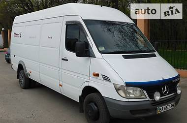 Mercedes-Benz Sprinter 413 груз. 2003 в Кропивницком