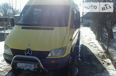 Микроавтобус (от 10 до 22 пас.) Mercedes-Benz Sprinter 413 пасс. 2003 в Рожнятове
