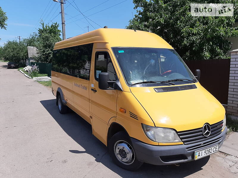 Mercedes-Benz Sprinter 413 пасс.