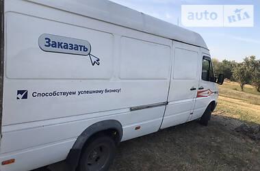 Мікроавтобус вантажний (до 3,5т) Mercedes-Benz Sprinter 416 груз. 2001 в Одесі