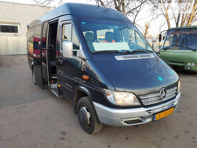 Mercedes-Benz Sprinter 416 пасс. sprinter 416 D