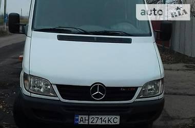Микроавтобус (от 10 до 22 пас.) Mercedes-Benz Sprinter 416 пасс. 2005 в Лимане