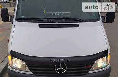 Mercedes-Benz Sprinter 416 пасс. 2001 в Белой Церкви