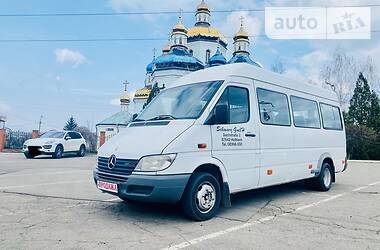 Mercedes-Benz Sprinter 416 пасс. 2001 в Кривом Роге