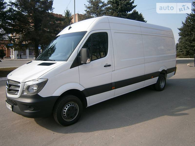Mercedes-Benz Sprinter 516 груз. 2014 в Лубнах