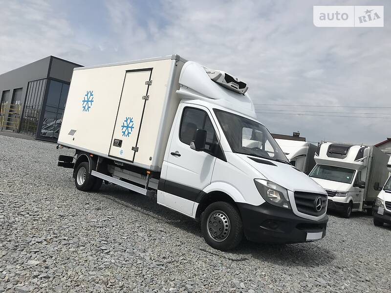 Рефрижератор Mercedes-Benz Sprinter 516 груз. 2017 в Ровно