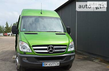 Mercedes-Benz Sprinter 516 пасс. 2010 в Киеве