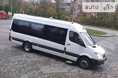 Mercedes-Benz Sprinter 516 пасс. 2011 в Черновцах