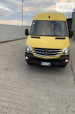 Мікроавтобус вантажний (до 3,5т) Mercedes-Benz Sprinter 519 груз. 2017 в Дубні