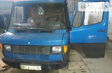 Mercedes-Benz T1 208 груз 1993 в Тернополе