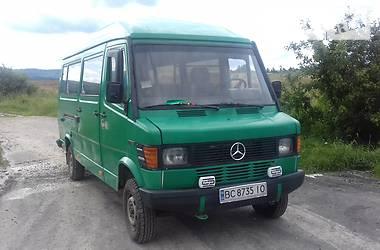 Mercedes-Benz T1 210 пасс 1993 в Бориславе