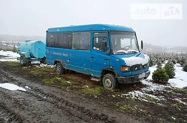 Микроавтобус (от 10 до 22 пас.) Mercedes-Benz T2 609 пасс 1996 в Львове