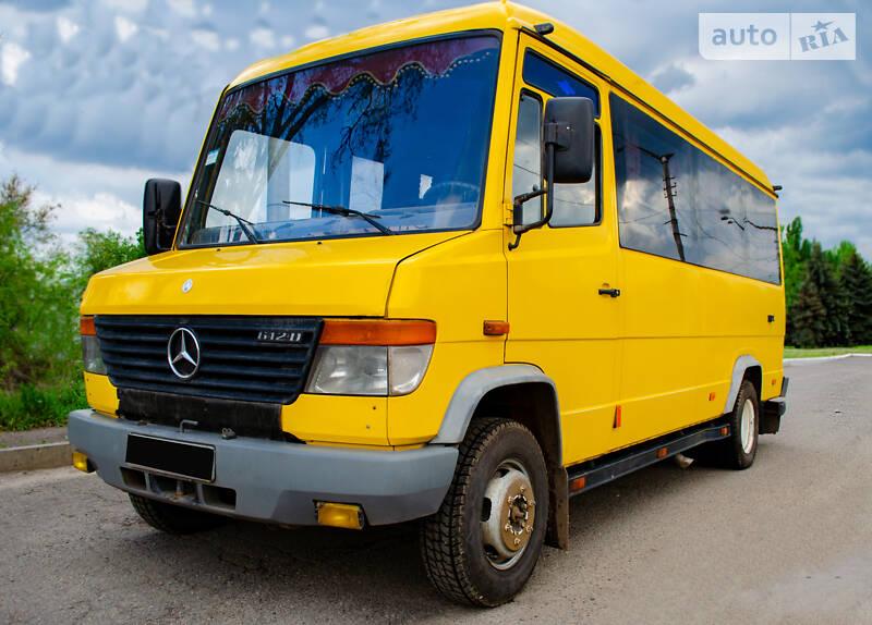 Мікроавтобус (від 10 до 22 пас.) Mercedes-Benz T2 611 пас 1998 в Кривому Розі