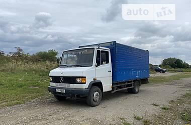 Для перевозки животных Mercedes-Benz T2 709 груз 1995 в Ивано-Франковске