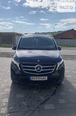 Минивэн Mercedes-Benz V 220 2014 в Тячеве