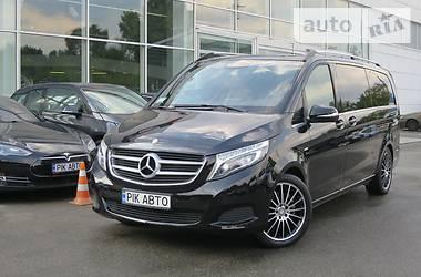 Mercedes-Benz V 250 d 4Matic VIP GammaUA