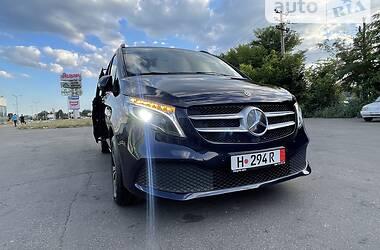 Мінівен Mercedes-Benz V 250 2019 в Одесі