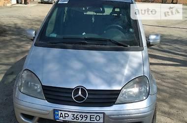 Mercedes-Benz Vaneo 2004 в Орехове