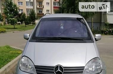 Минивэн Mercedes-Benz Vaneo 2002 в Ужгороде