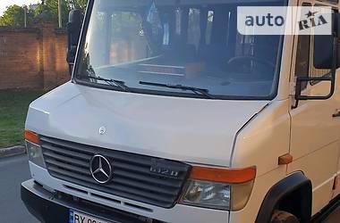 Микроавтобус (от 10 до 22 пас.) Mercedes-Benz Vario 612 1998 в Хмельницком