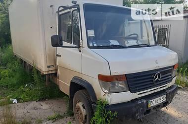 Микроавтобус грузовой (до 3,5т) Mercedes-Benz Vario 614 1999 в Червонограде