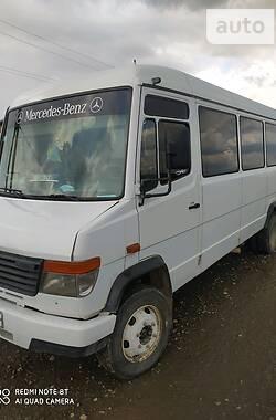 Пригородный автобус Mercedes-Benz Vario 814 1999 в Богородчанах