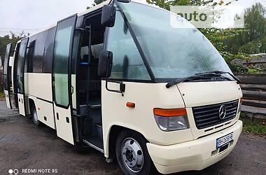Туристический / Междугородний автобус Mercedes-Benz Vario 814 1997 в Ровно