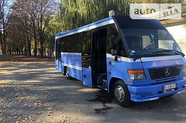 Городской автобус Mercedes-Benz Vario 818 2010 в Полтаве