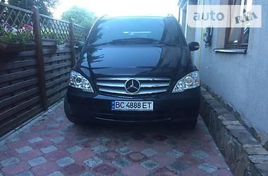 Mercedes-Benz Viano пасс. 2005 в Львове