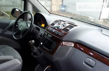 Mercedes-Benz Viano пасс. VIANO 115 CDI 2004