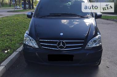 Mercedes-Benz Viano пасс. 2012