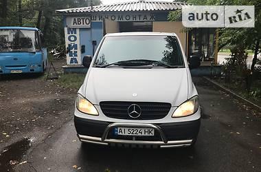 Mercedes-Benz Viano пасс. 2005 в Киеве
