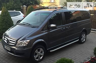 Mercedes-Benz Viano пасс. 2012 в Чернівцях