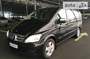 Mercedes-Benz Viano 2013 в Харькове