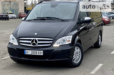 Mercedes-Benz Viano 2014 в Киеве