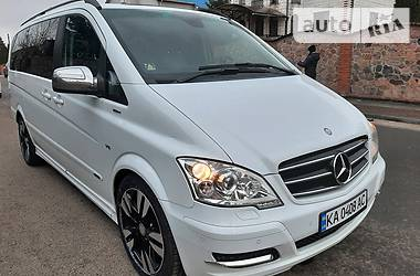Mercedes-Benz Viano 2013 в Киеве