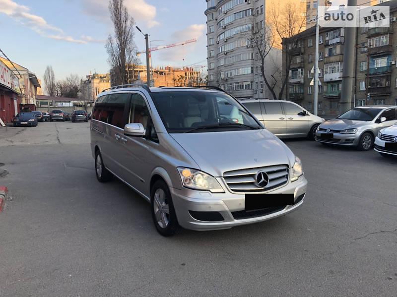 Mercedes-Benz Viano FUN