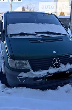 Mercedes-Benz Vito 108 2001 в Тернополе