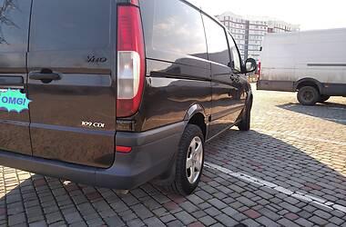 Mercedes-Benz Vito 109 2008 в Ивано-Франковске