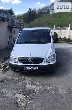 Mercedes-Benz Vito 109 2008 в Львове