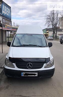Легковой фургон (до 1,5 т) Mercedes-Benz Vito 109 2009 в Киеве