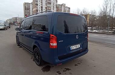 Мінівен Mercedes-Benz Vito 111 2015 в Києві