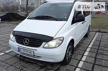 Минивэн Mercedes-Benz Vito 111 2005 в Киеве