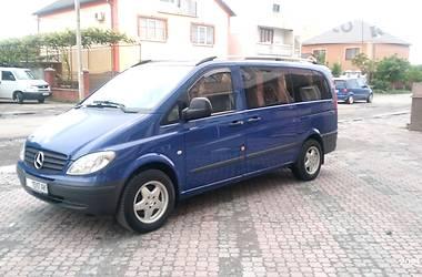 Минивэн Mercedes-Benz Vito 111 2005 в Виноградове